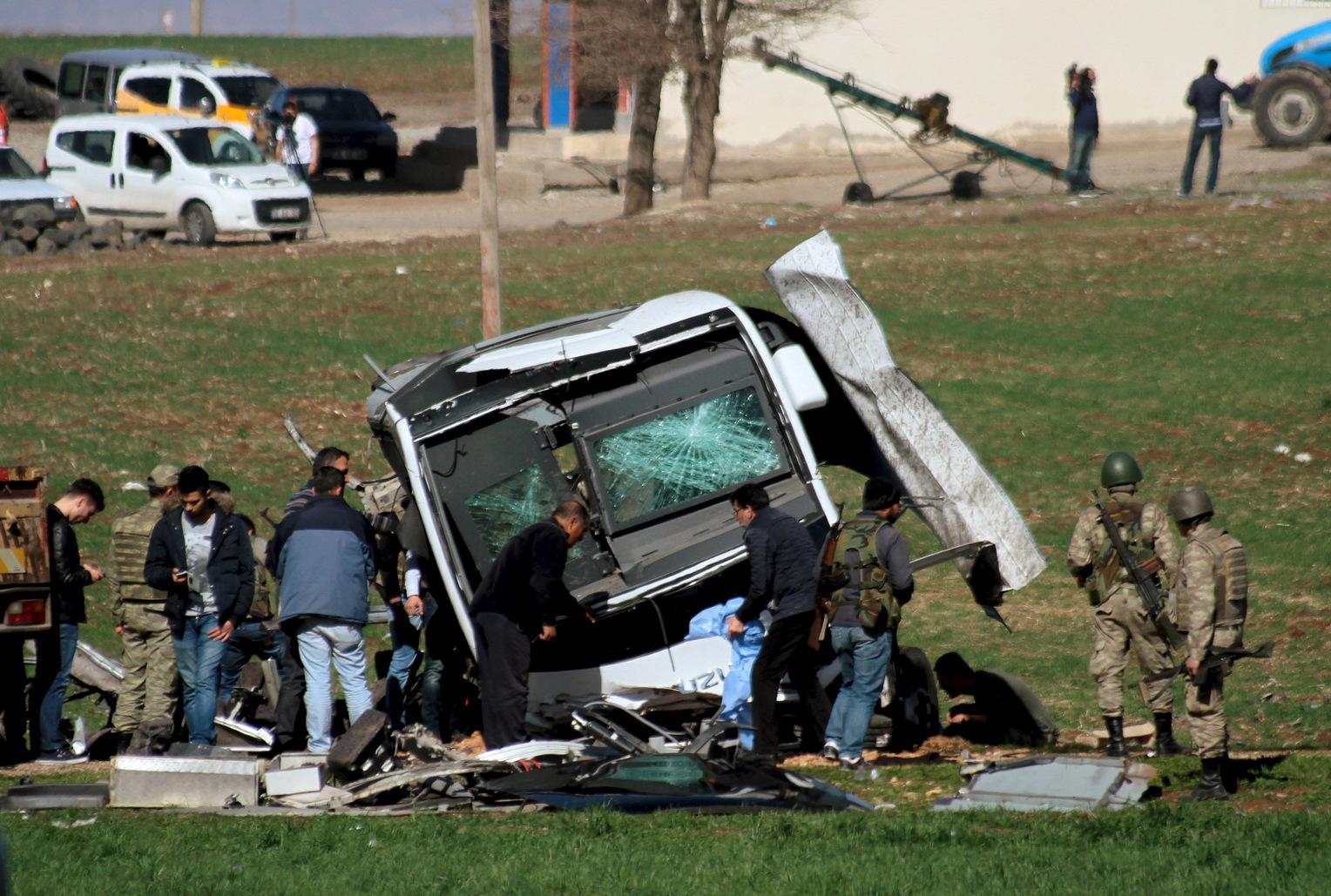 Turkey: 209 People Killed, 862 Injured in Terror Attacks in First Half of 2016