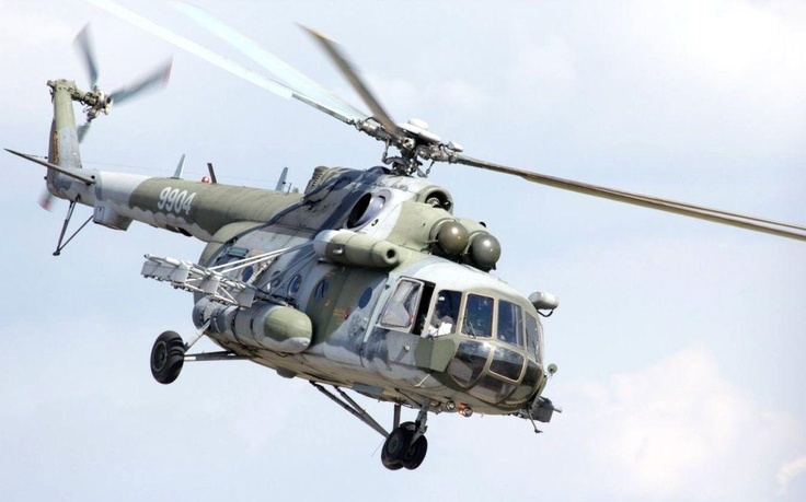 Russia to Modernize of Mi-17 Helicopters for Kazakhstan