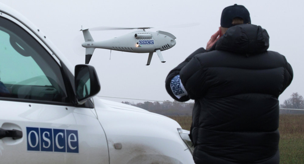 Weapons for the OSCE: Russia wants to calm the situation in Ukraine