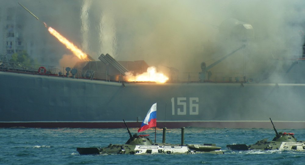 Black Sea Fleet against Russia Is Like Playing with Fire