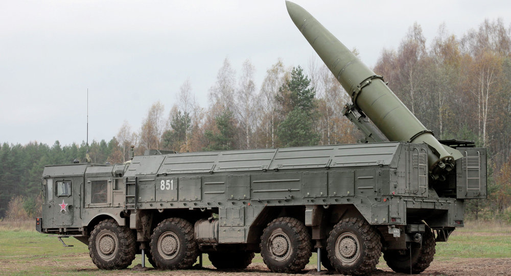 """Militants Blame Russia for """"Usage of Iskander-M"""" in Syria"""