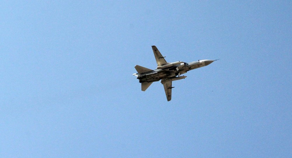 Russia to Launch Airstrikes against Groups Not Joining Ceasefire in Syria