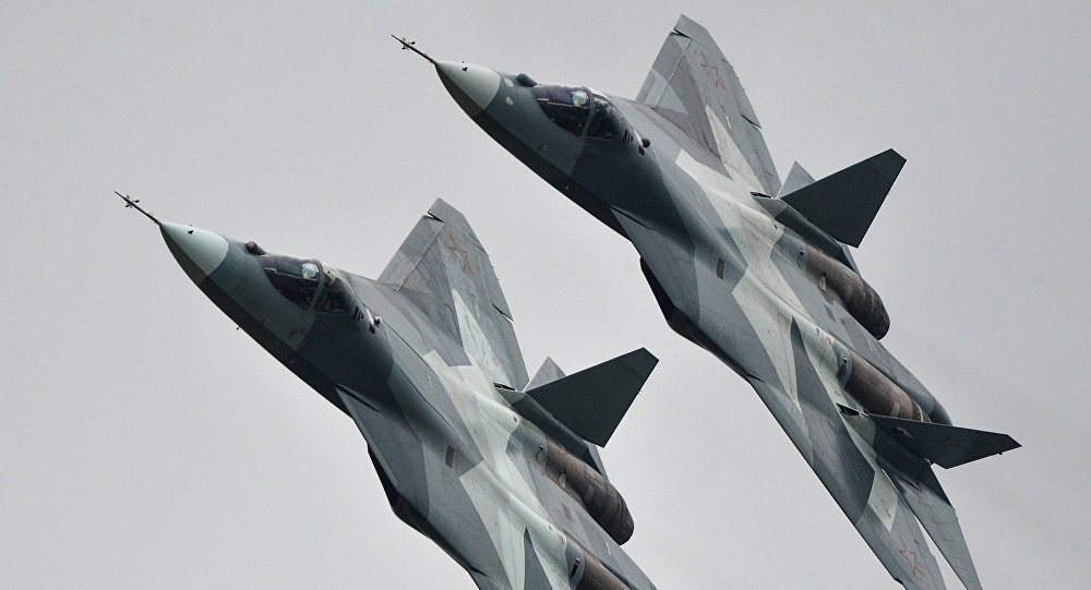 Russia to Provide 'Most Active' Air Support to Syrian Army in Aleppo