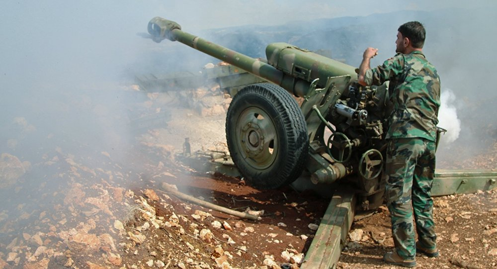 Syrian Army Advances in East Ghouta, Deploys Froces to Eastern Hama