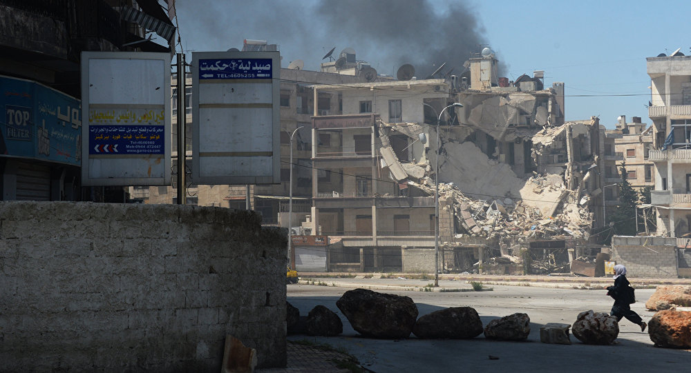 20 Civilians Killed, 40 Injured as Result of Al Nusra Shelling in Aleppo