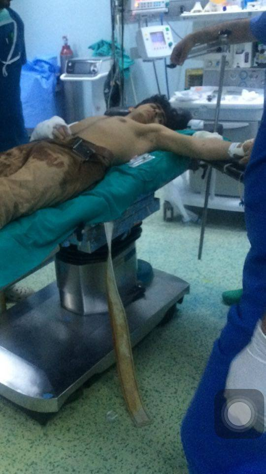 Wounded ISIS Terrorists Treated in Turkish Hospitals