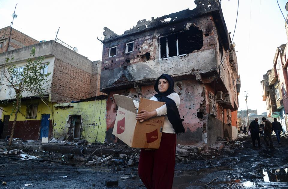 Curfew declared near Diyarbakir