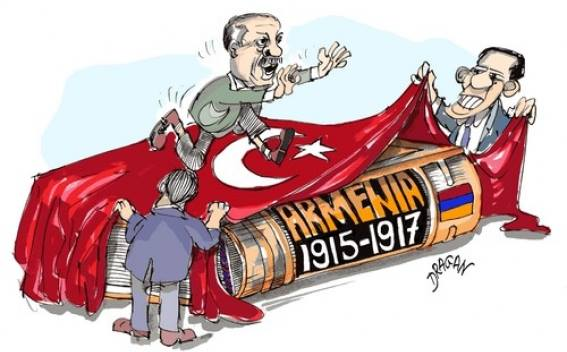The Recognition of the Armenian Genocide was a Heavy German Slap in the Face for Erdogan