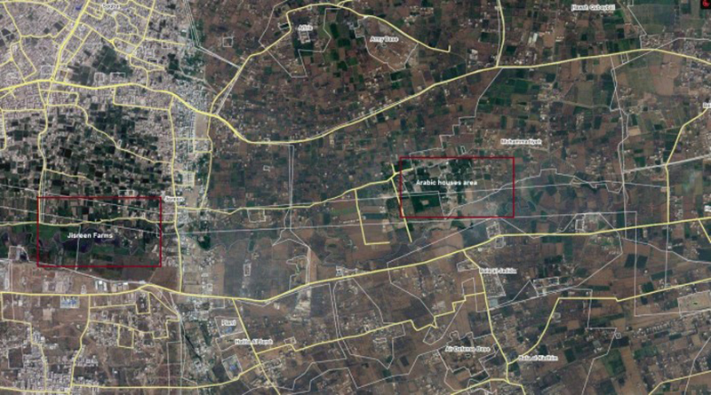 Syrian Army, Hezbollah resume offensive operations in the East Ghouta