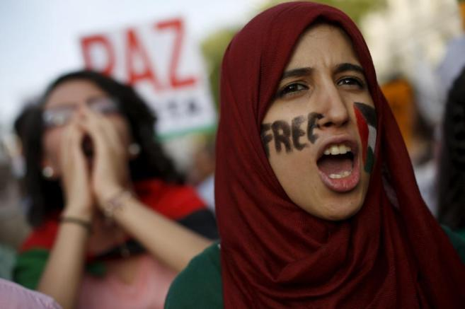 Israeli-Palestinian conflict: French-style peace
