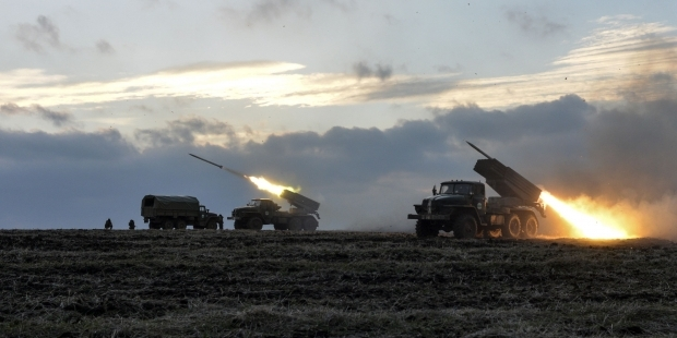 Ukrainian Military's Advance In Donbas Region - Review