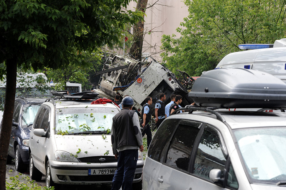 11 Killed, 36 Injured in Car Bombing in Istanbul