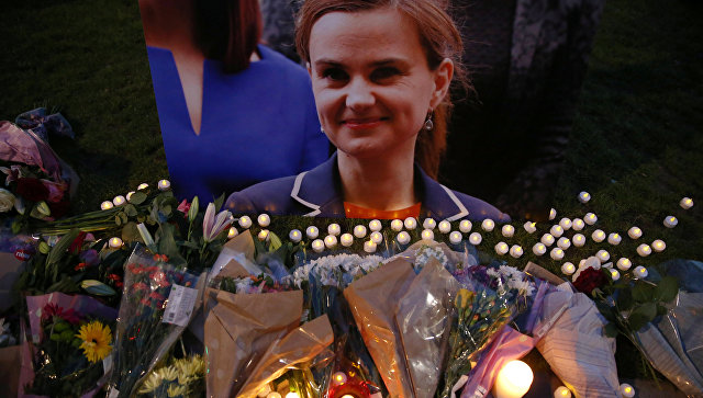 Murdered Labour MP Jo Cox Was Founder of 'Friends of Syria' Parliamentary Group