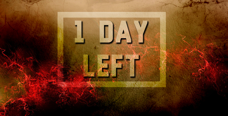 1 Day Left to Keep SouthFront 'On' in July