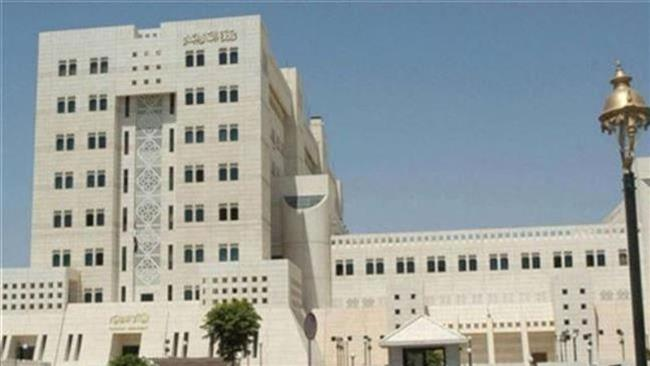 Syria Condemns Presence of Foreign Forces at Ain al-Arab and Manbij