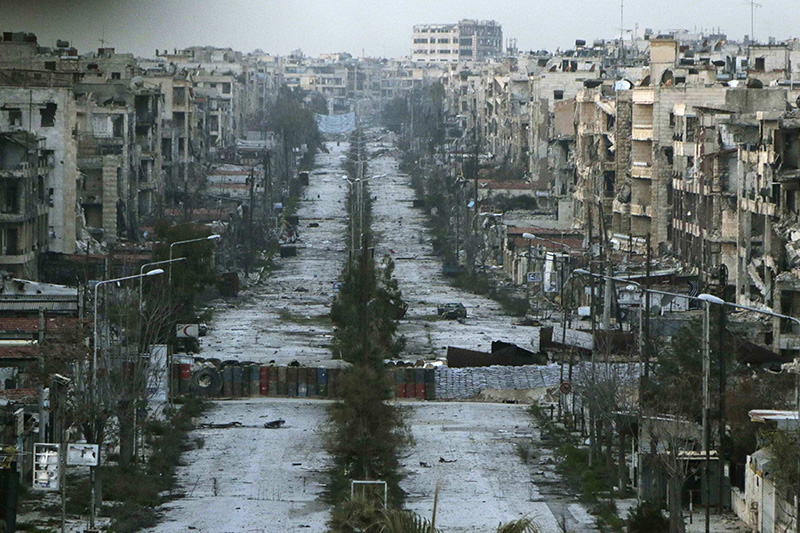 """Know-Nothing """"Diplomats"""" Prepare For Hillary's War On Syria"""