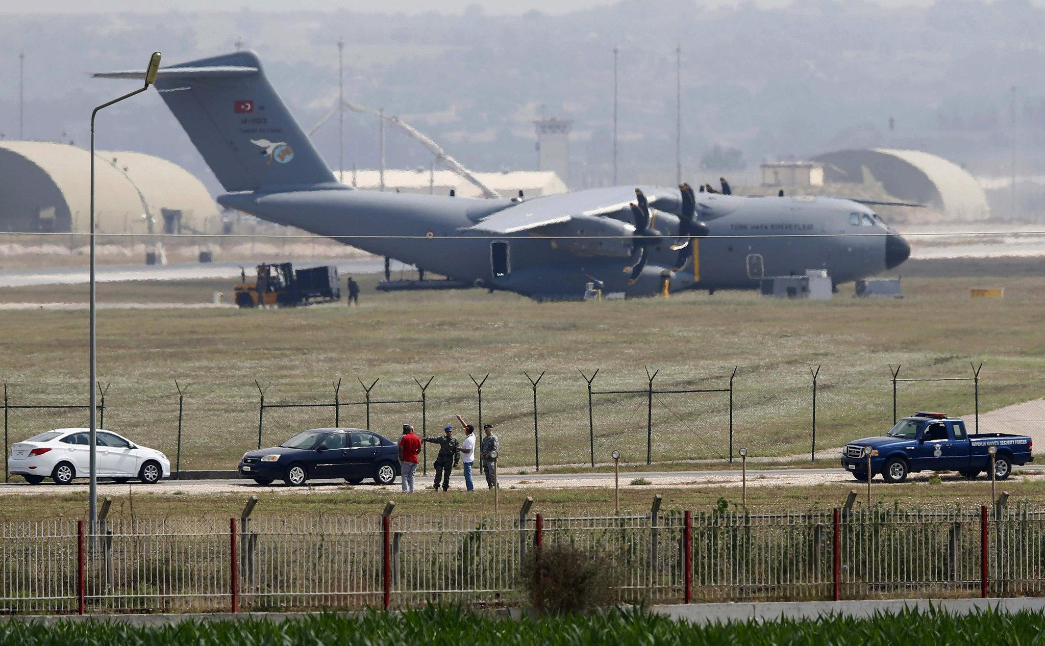 US soldier found dead in Turkey