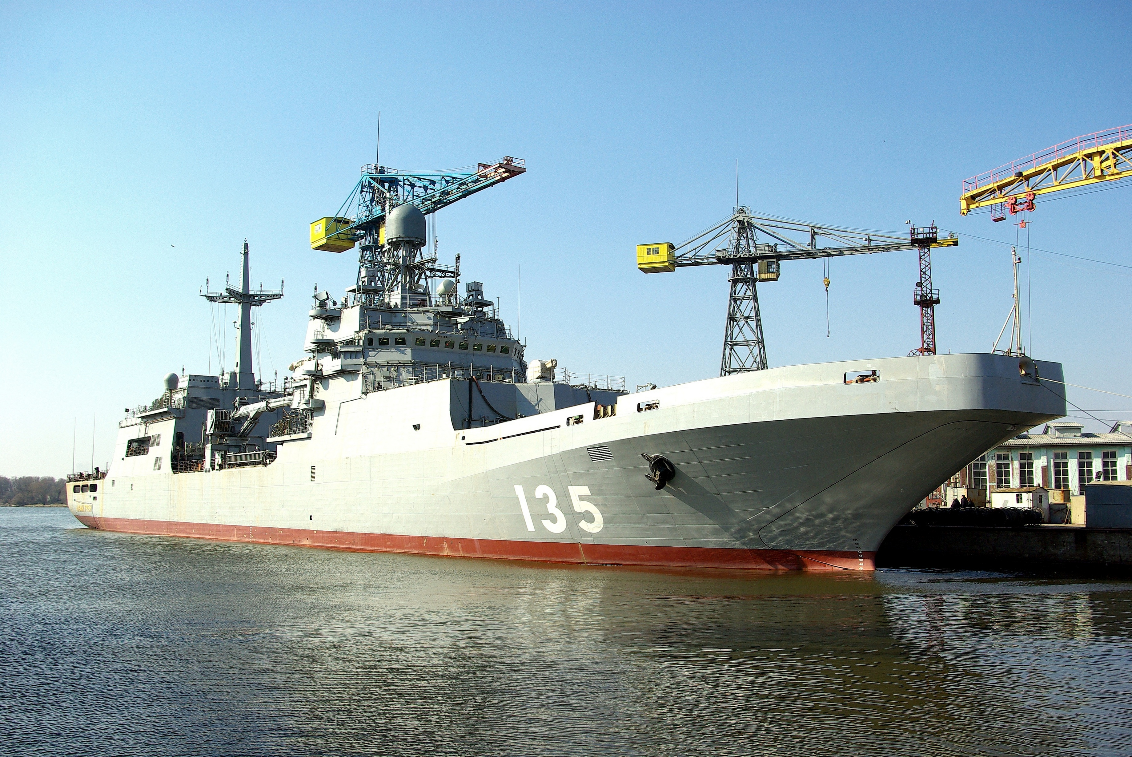 'Russian Mistral' Ready for Trials