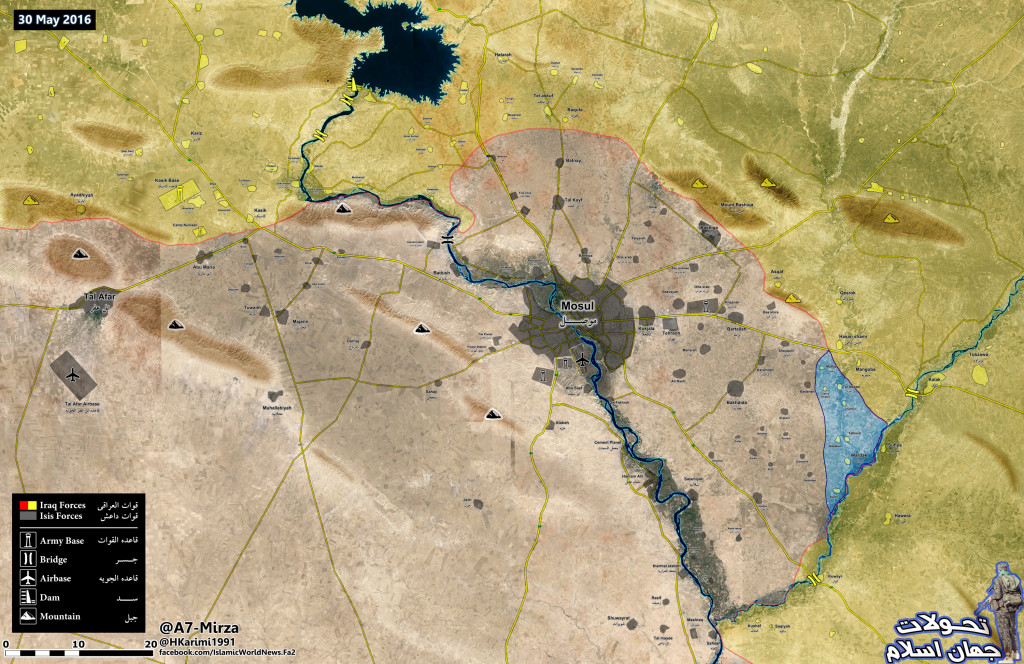 Iraq: Peshmerga's Operation East to Mosul Resulted in Liberation of 9 Villages