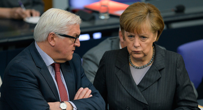 Steinmeier, Why Are You Not Obedient?
