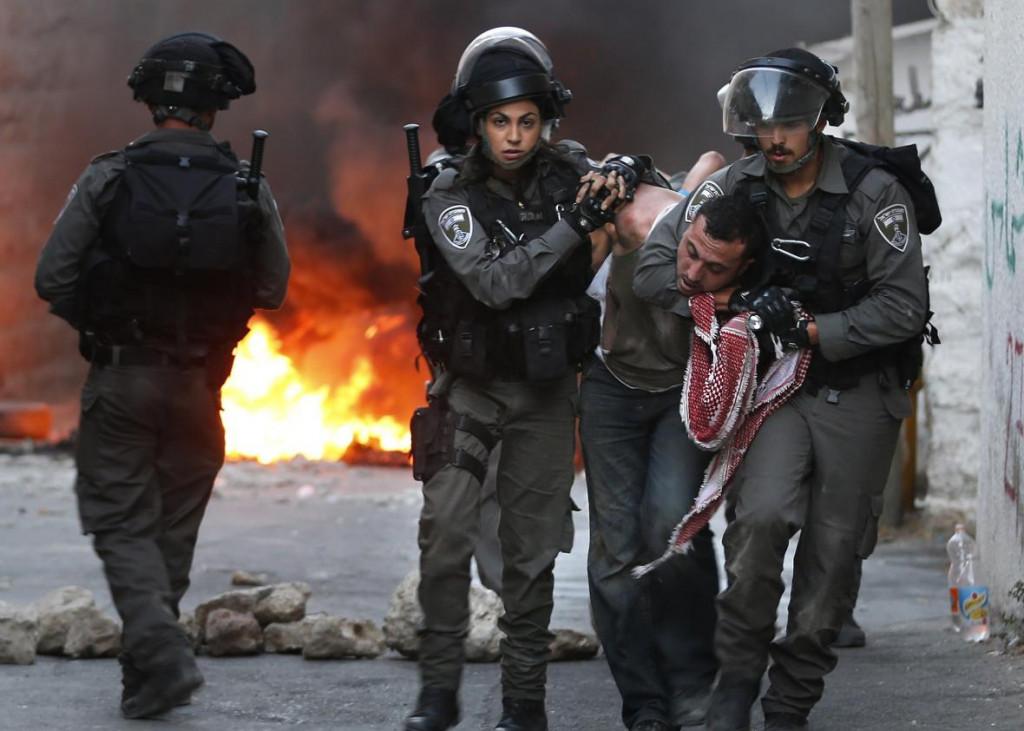 Israel in Fear of Himself