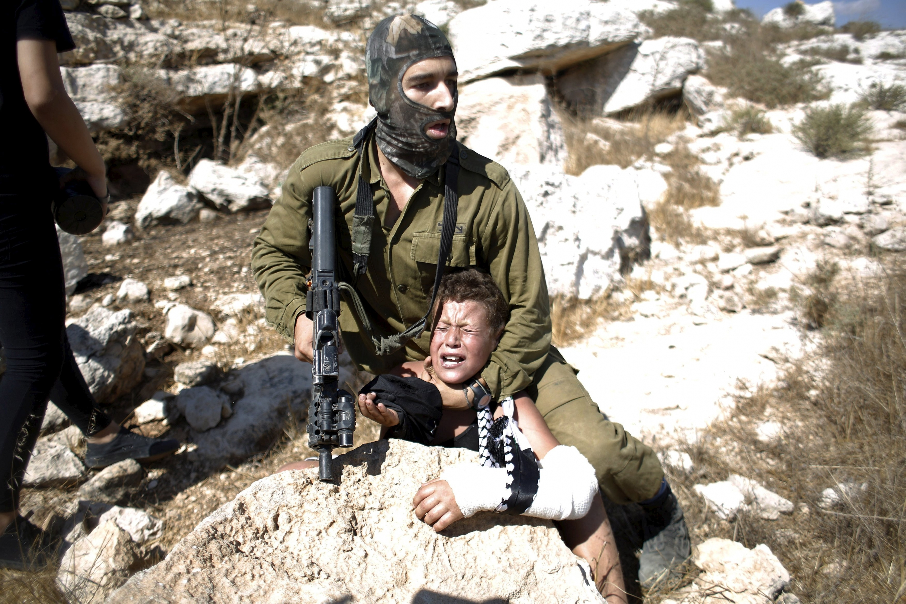 UNICEF denounces high rates of Palestinian children killed by the Israeli Forces