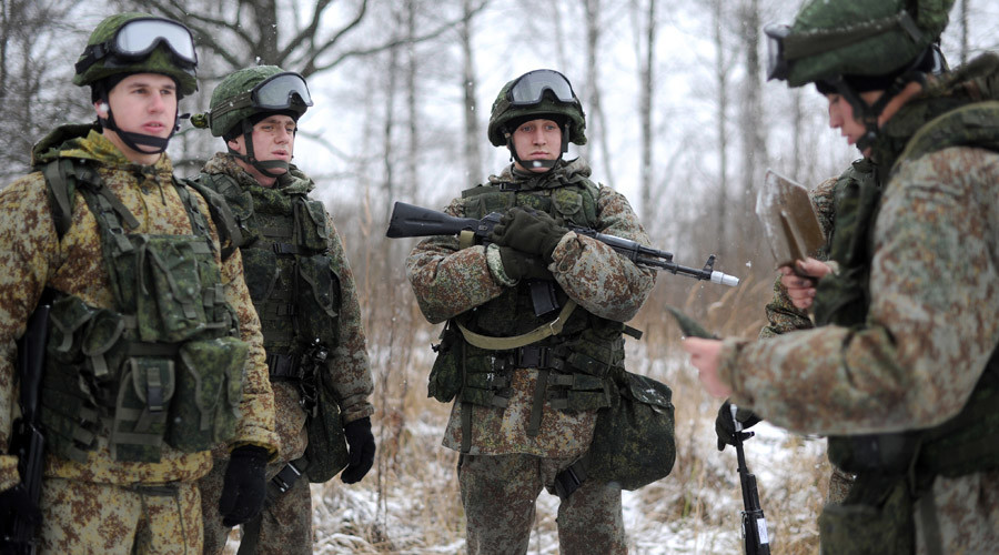 Russian Military Drills Check Mobilization Readiness, Affect All Districts