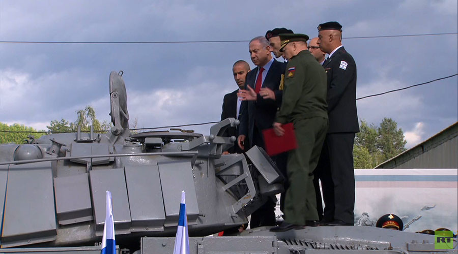 Russia and Israel Resurrected their Relations