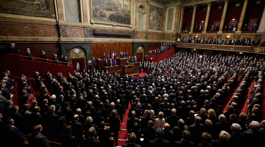 French Senate Urges Government To Lift Anti-Russian Sanctions