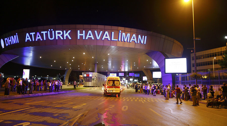 41 Killed, 230+ Injured in Suicide Bombing, Gunfire at Istanbul Airport (Video, Photo)