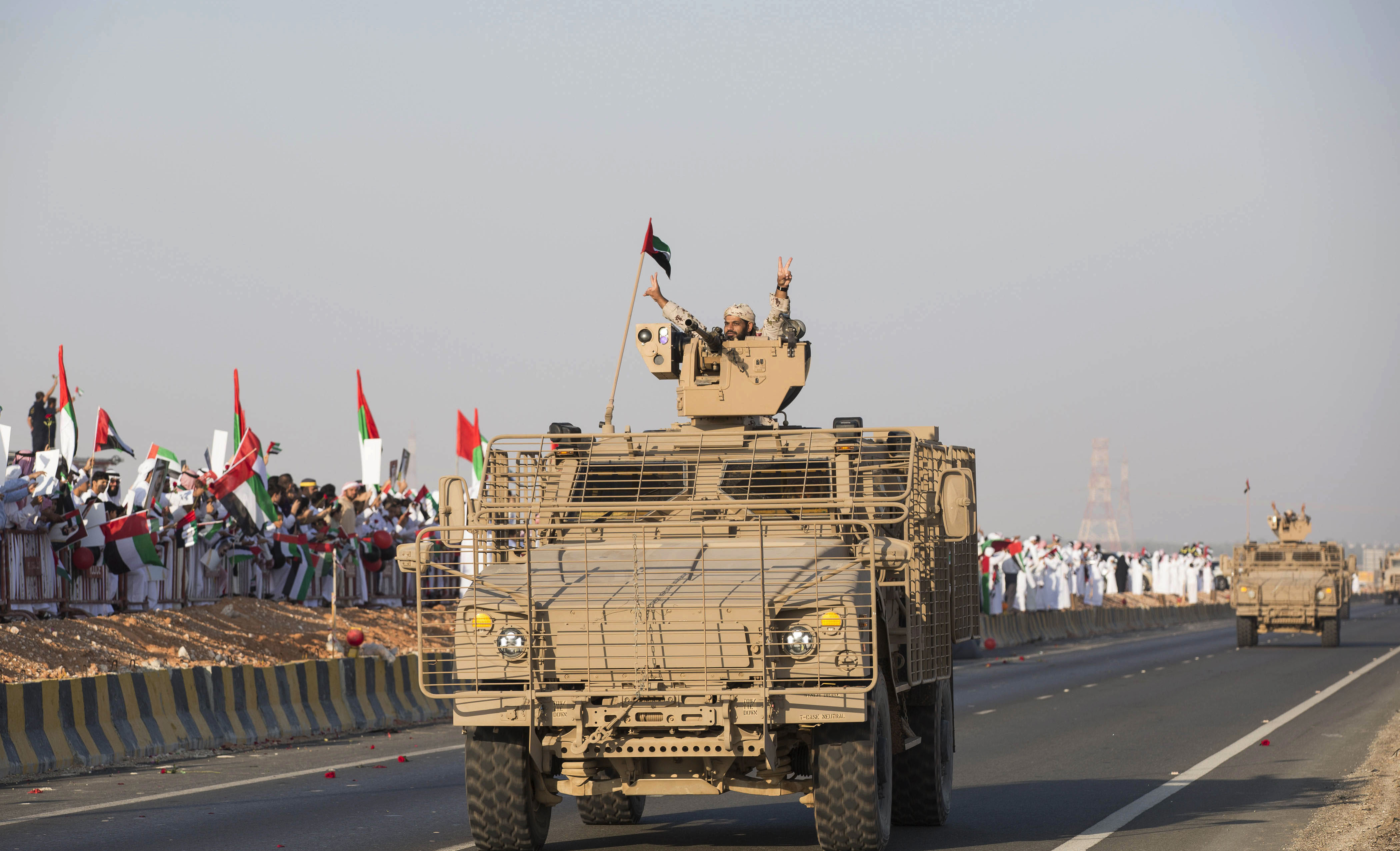 UAE Not Ended Operations in Yemen