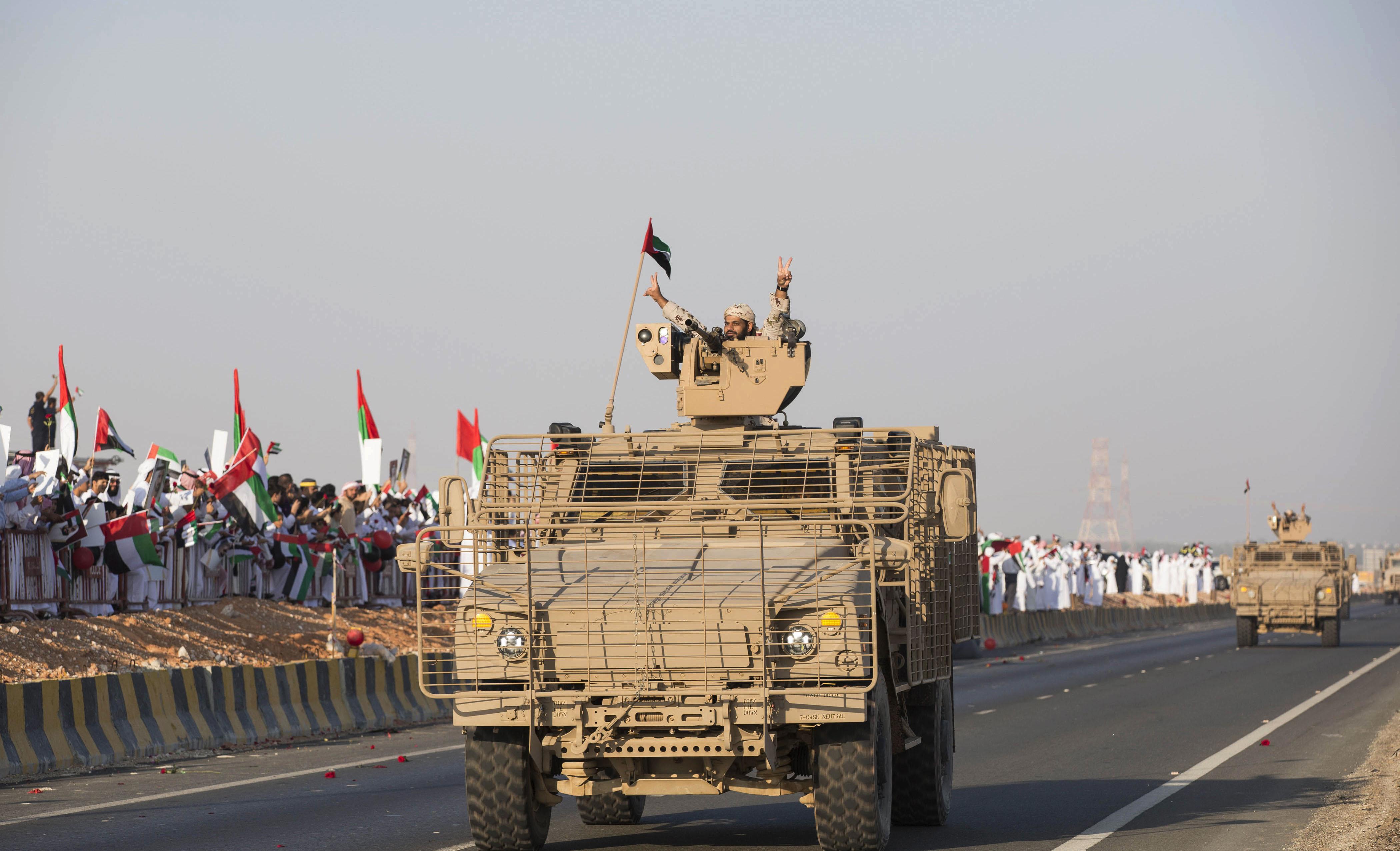 UAE Not Ended Operations in Yemen