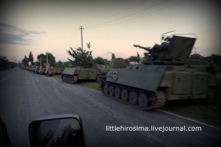"""Donbass: """"Something's about to happen"""""""