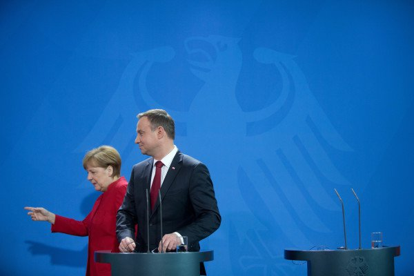 Merkel: Sanctions Against Russia to Remain In Force