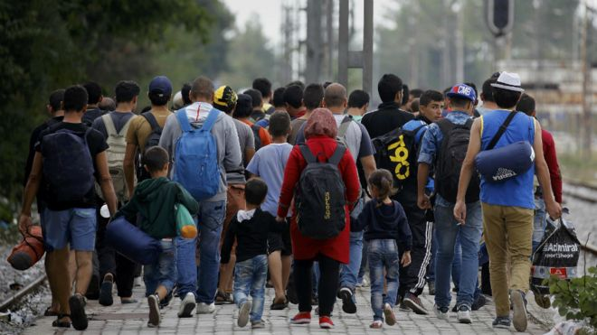 Embarrassment for Merkel: Western Powers Reject Assimilation of Refugees