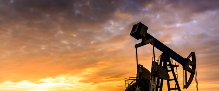 Oil Prices Jump to Eight-Month High