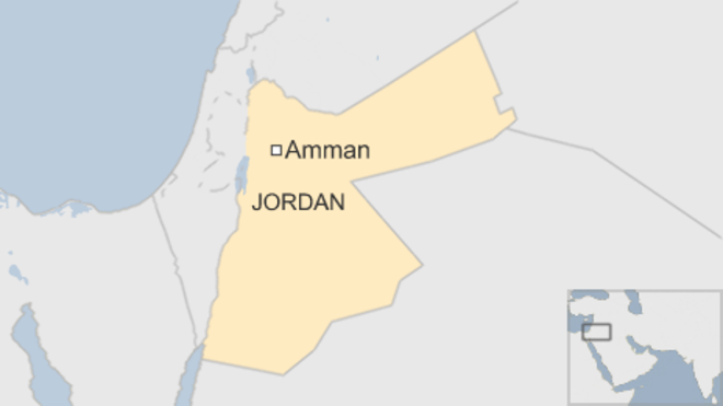 3 Intelligence Officers Were Killed in Palestinian Camp in Jordan
