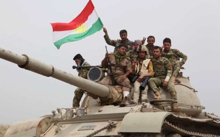 Iraq: Kurdish Peshmerga Lost 1,500 Fighters in 2 Years of Clashes with ISIS