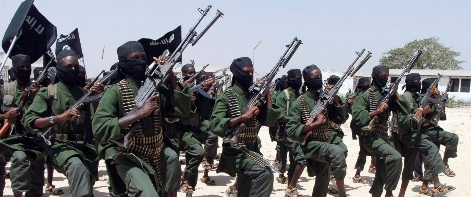 At Least 17 Killed In Somalia In Suicide Attack By Al-Shabab Militants