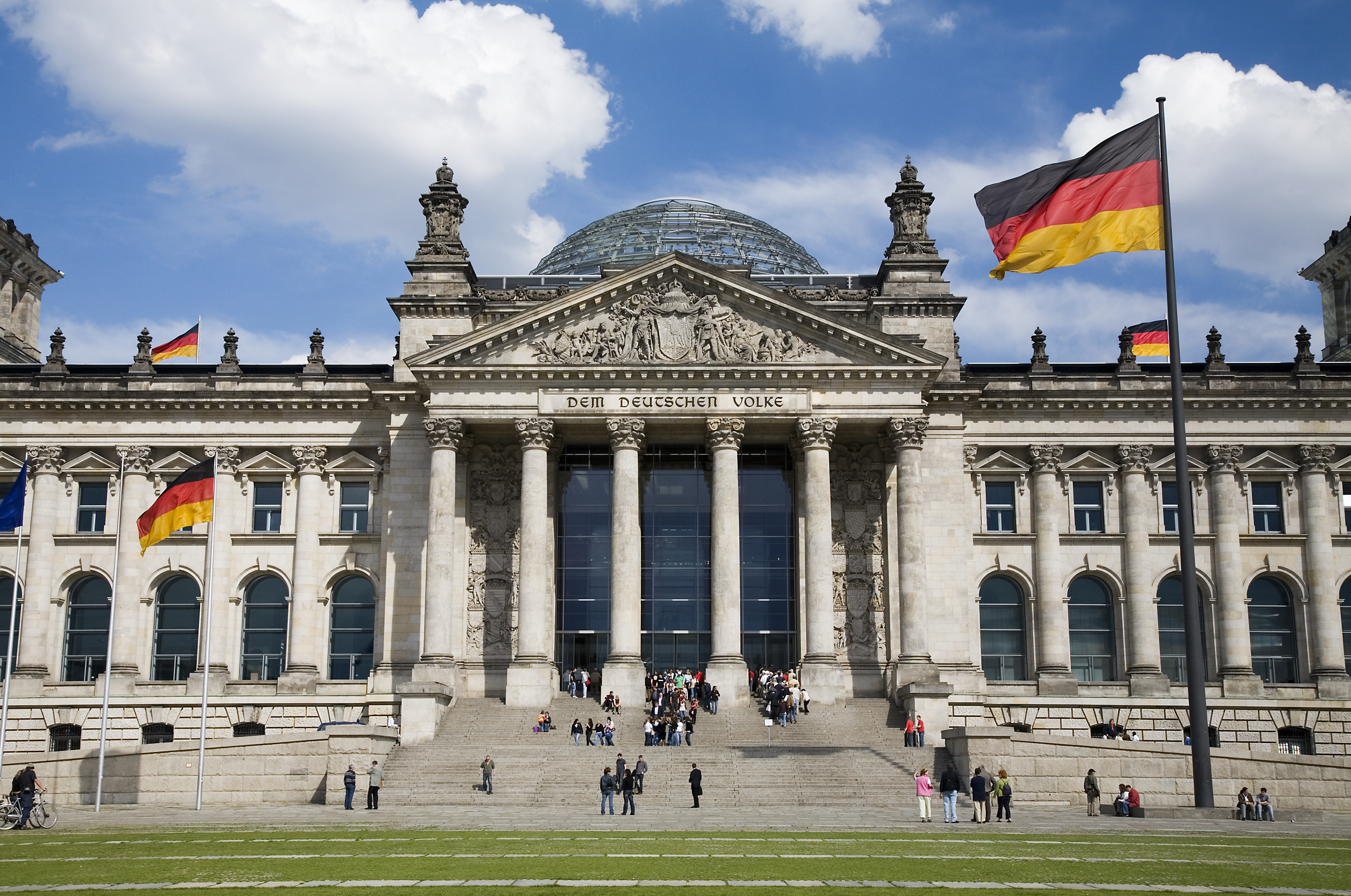 German Bundestag: Turkey Should Learn From Germany In Dealing With History