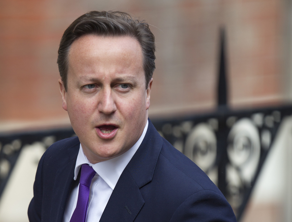 Brexit: Cameron Hands Task of EU Divorce to Next PM