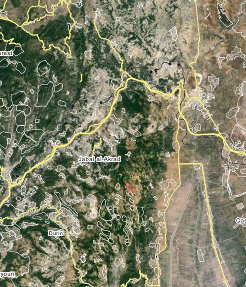 Jihadists foil government attack in northeast Latakia