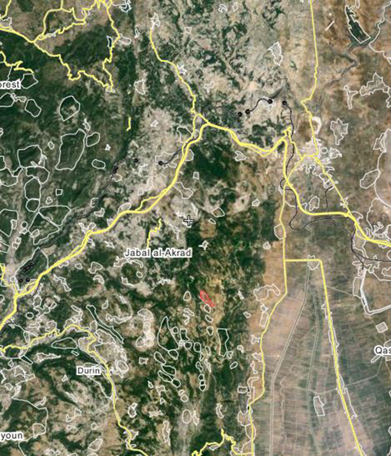 Jihadists foil government attack in northeast Latakia