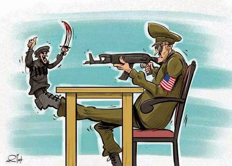 Reasons of US State Department's Will to Bomb Assad Forces in Syria