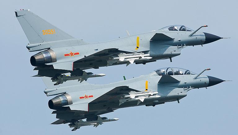 China Calls U.S. to Stop Close surveillance over East China Sea