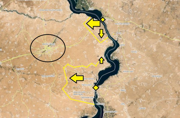 SDF Opens Second Front on ISIS in Manbij, Northern Syria