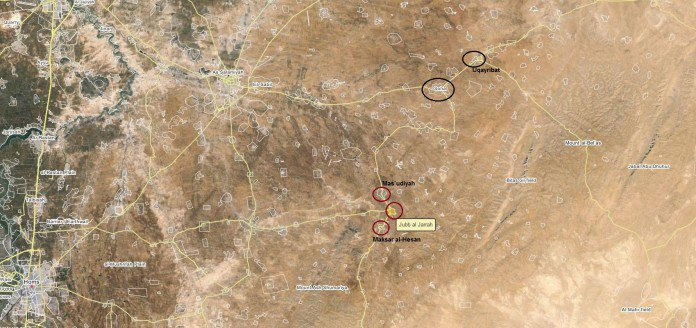 ISIS Launches Major Offensive in Homs Province, Syria