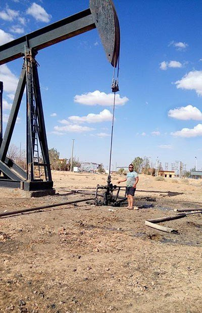 Syrian Army Seizes Oilfields in Homs and Raqqa Provinces (Photos)