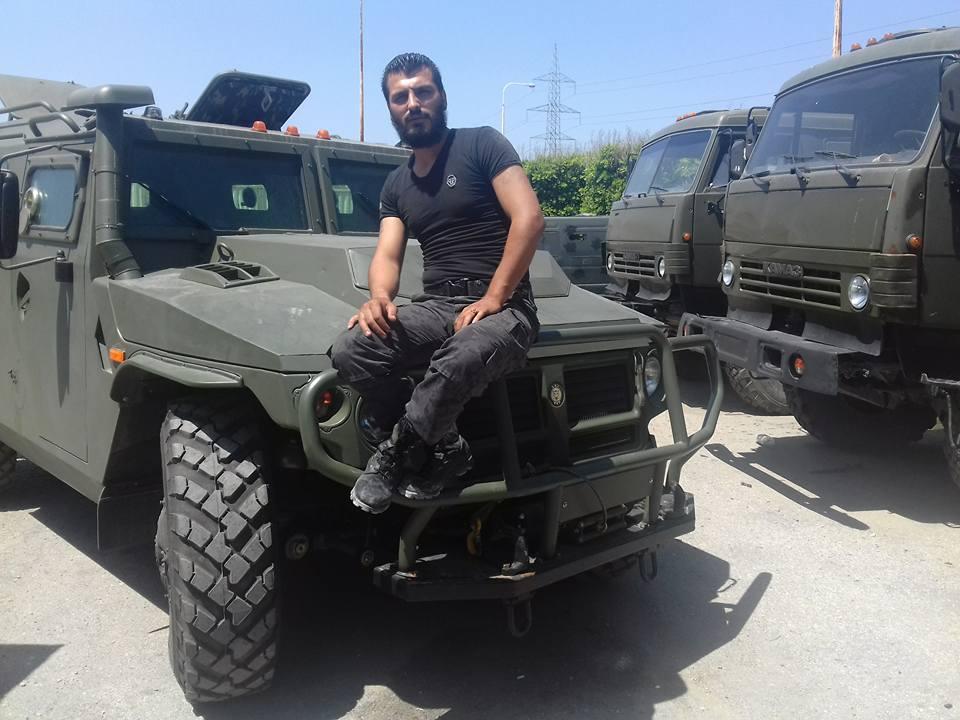 Syrian Arab Army Troops Like Russian 'Tigers'