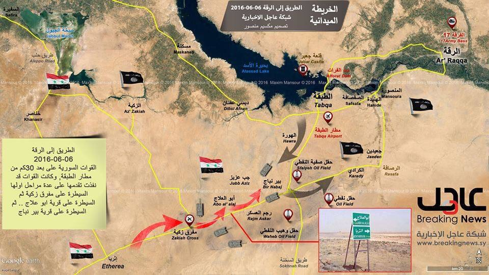 Russia & Syria Prepare Major Operation in Aleppo